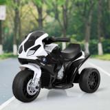 Motocicletă electrică pentru copii 6V BMW, Negru