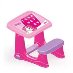 Masa de studiu cu scaun - Unicorn PlayLearn Toys