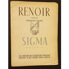Renoir - Germain Bazin
