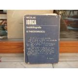 NICOLAE IORGA , B. THEODORESCU , 1976