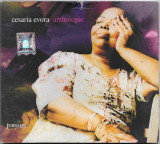 CD Cesaria Evora ‎– Anthologie , original