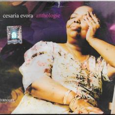 CD Cesaria Evora – Anthologie , original