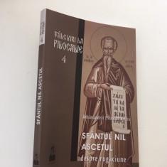 ARHIM. EVSEVIOS VITTIS, TALCUIRI LA FILOCALIE 4- SF NIL ASCETUL DESPRE RUGACIUNE