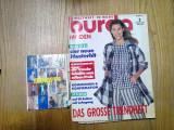 BURDA MONDEN - Revista de Moda Februarie 1994 - 150 p.+ tipare; lb. germana