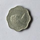 P748  BRITISH CARAIBE 1 CENT 1992