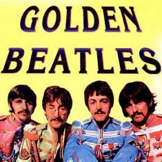 CD Original The Beatles - Golden Beatles