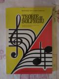 Teorie si solfegii. Manual pentru clasa a x-a – Victor Giuleanu, Clasa 10, Educatie Muzicala