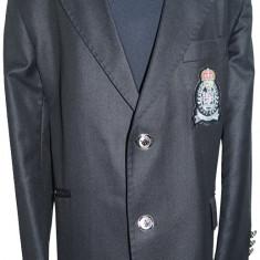 Sacou casual-elegant pentru baieti-LA KIDS SLA13-N , Negru