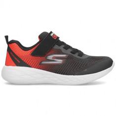 Adidasi Copii Skechers GO Run 600 97867LBKRD