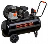 Compresor Black+Decker 50L 2HP 10BAR - BD 220/50-2M