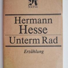 Unterm Rad – Hermann Hesse
