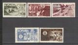 Romania.1945 AGIR  dantelate  ZR.82, Nestampilat