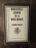ATHANASE NEGOITA - MANUSCRISELE ESENIENE DE LA MAREA MOARTA