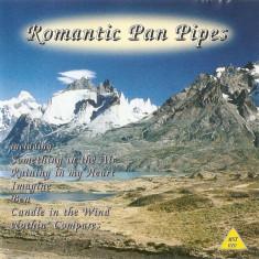 CD Romanic Pan Pipes, original