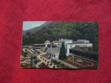 Baile Herculane - Parcul central si Cazinoul / 1912 / necirculata