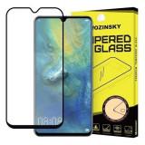 Folie Sticla Huawei Mate 20 Wozinsky 5D Full Glue Negru