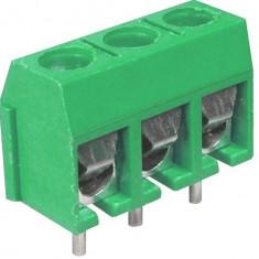 Conector PCB, 3 pini, 124669