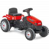 Tractor Electric Active 6V Rosu Rosu