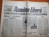 romania libera 28 martie 1990-evenimentele de la targu mures