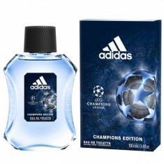Apa de toaleta Barbati, Adidas UEFA Champions League Champions Edition, 100ml foto