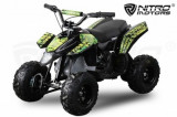 Mini ATV electric Pentru copii NITRO Eco Trio Quad 350W 24V #Verde, Yamaha