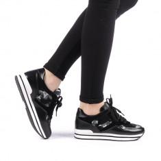 Pantofi sport dama Zemel negri