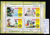 2005 Cercetasii Romaniei Bl.357 LP1686b MNH