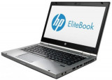 Cumpara ieftin Laptop HP EliteBook 8470p, Intel Core i5 Gen 3 3210M, 2.5 GHz, 8 GB DDR3, 250 GB SSD NOU, Wi-Fi, Bluetooth, WebCam, Display 14inch 1366 by 768