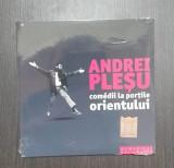 CD AUDIOBOOK COMEDII LA PORTILE ORIENTULUI - ANDREI PLESU