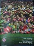 Anuarul fotbalului editat de UEFA (2012-2013), rezultate, scoruri