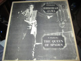 the queen of spades 3 buc cu scris in rusa pe coperta mapei n 17