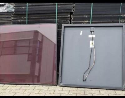 Panouri solare thin film foto
