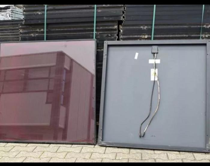 Panouri solare thin film