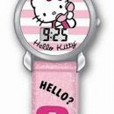 Ceas Junior HELLO KITTY KID LCD WATCH HK25131