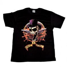 Tricou Guns N Roses - Use Your Illusion - Joben si Pistoale, XXL