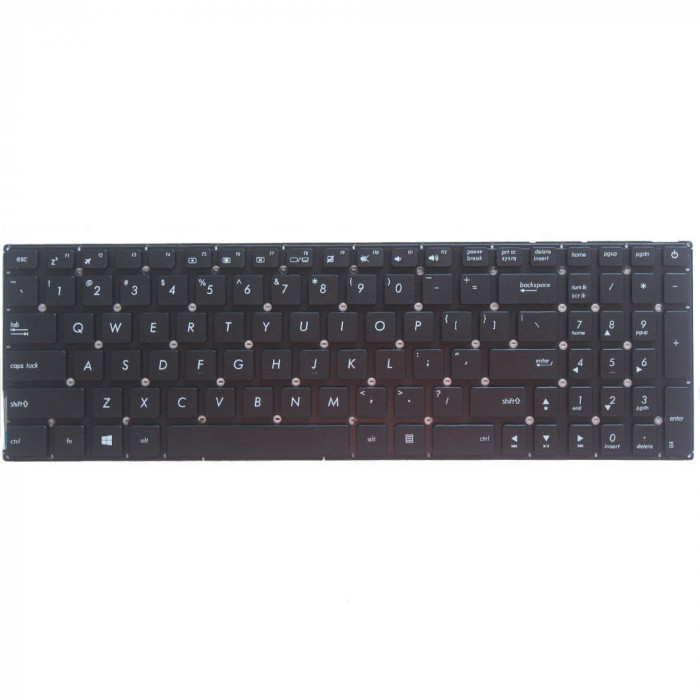 Tastatura Laptop Asus X541SA fara rama US