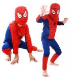 Costum Spiderman NOU, marimile S, M copii