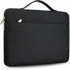 Geanta protectie pentru MacBook 15.4 , neagra