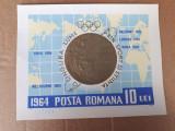 Colita romania 1964 medalia olimpiadei tokyo