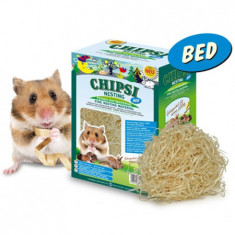 Chipsi Nesting Bed 50 g, fasii fine material lemnos