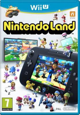 Nintendo Land Wii U foto