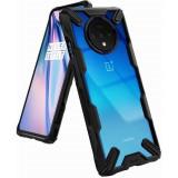Cumpara ieftin Husa OnePlus 7T Ringke Fusion X Negru