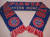Fular fotbal (model vechi) - BAYERN MUNCHEN (Olympia Stadion)