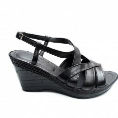 Sandale dama din piele naturala KASSY - S417N