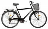 Cumpara ieftin Bicicleta Oras Kreativ 2813 L Negru 28 Inch