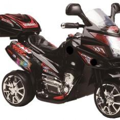 Motocicleta electrica HC8051, negru