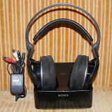 SONY MDR-RF855R - căşti wireless stereo, Casti Over Ear