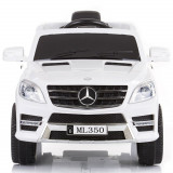Masinuta electrica Chipolino SUV Mercedes Benz ML350 white