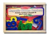 Cifre Magnetice - Set invatare cifre, Melissa & Doug