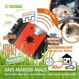 Cumpara ieftin Aparat anti-rozatoare cu ultrasunete auto Animal Repeller Mobile